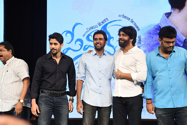 Premam Telugu movie audio launch photos