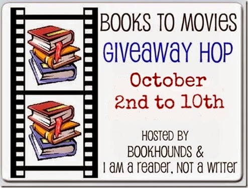 The Book Thief Blu Ray Giveaway Books to Movies Giveaway Hop US only Ends 10/10