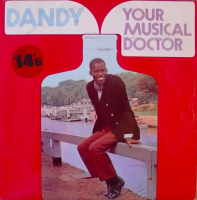 DANDY LIVINGSTONE - Your Musical Doctor (1969)