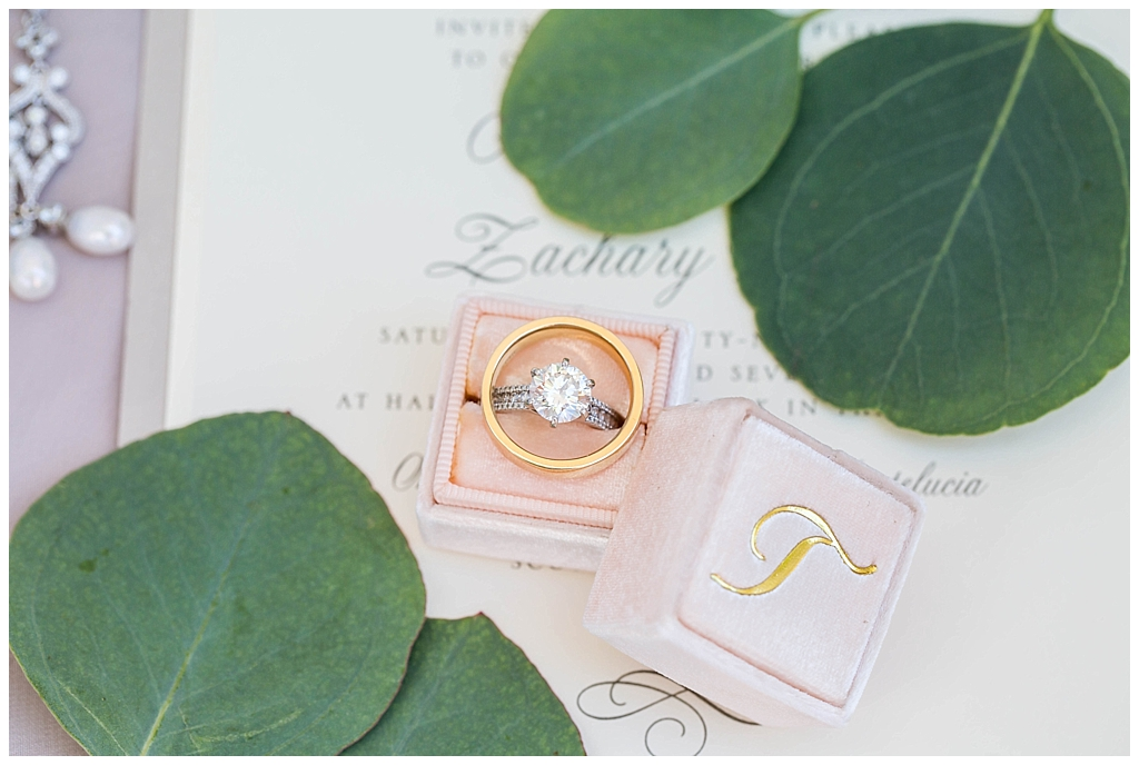 stunning ring in pink mrs. box