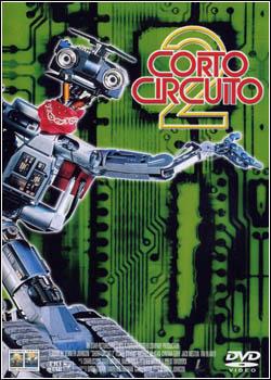 15 - Um Robô em Curto Circuito 2 - Dual Áudio Dublado