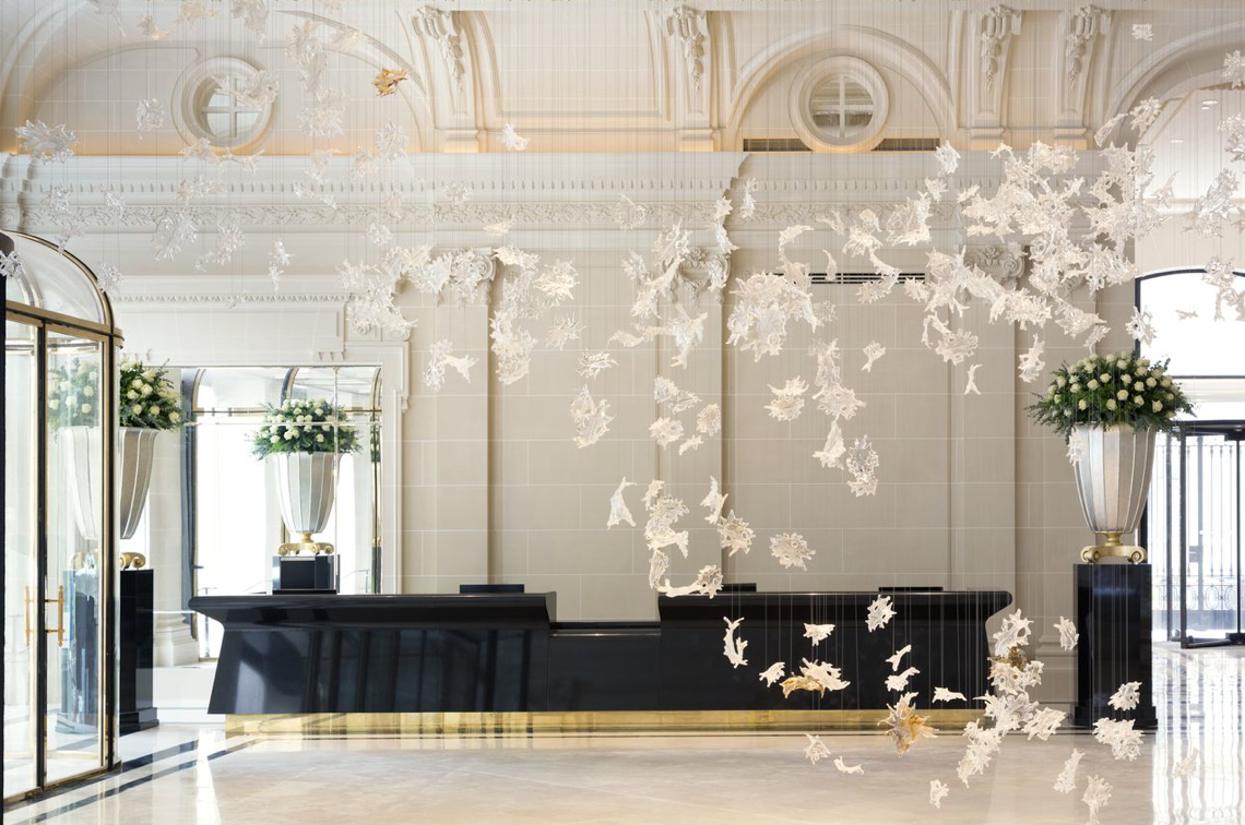 My Home In Paris because candy says so.: the peninsula paris.