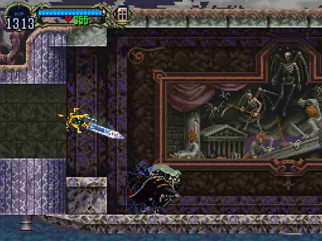 Castlevania Symphony Of The Night Psx Rom
