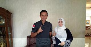Jenguk Anggota DPD Fahira Idris, Agus Diskusi soal Jakarta