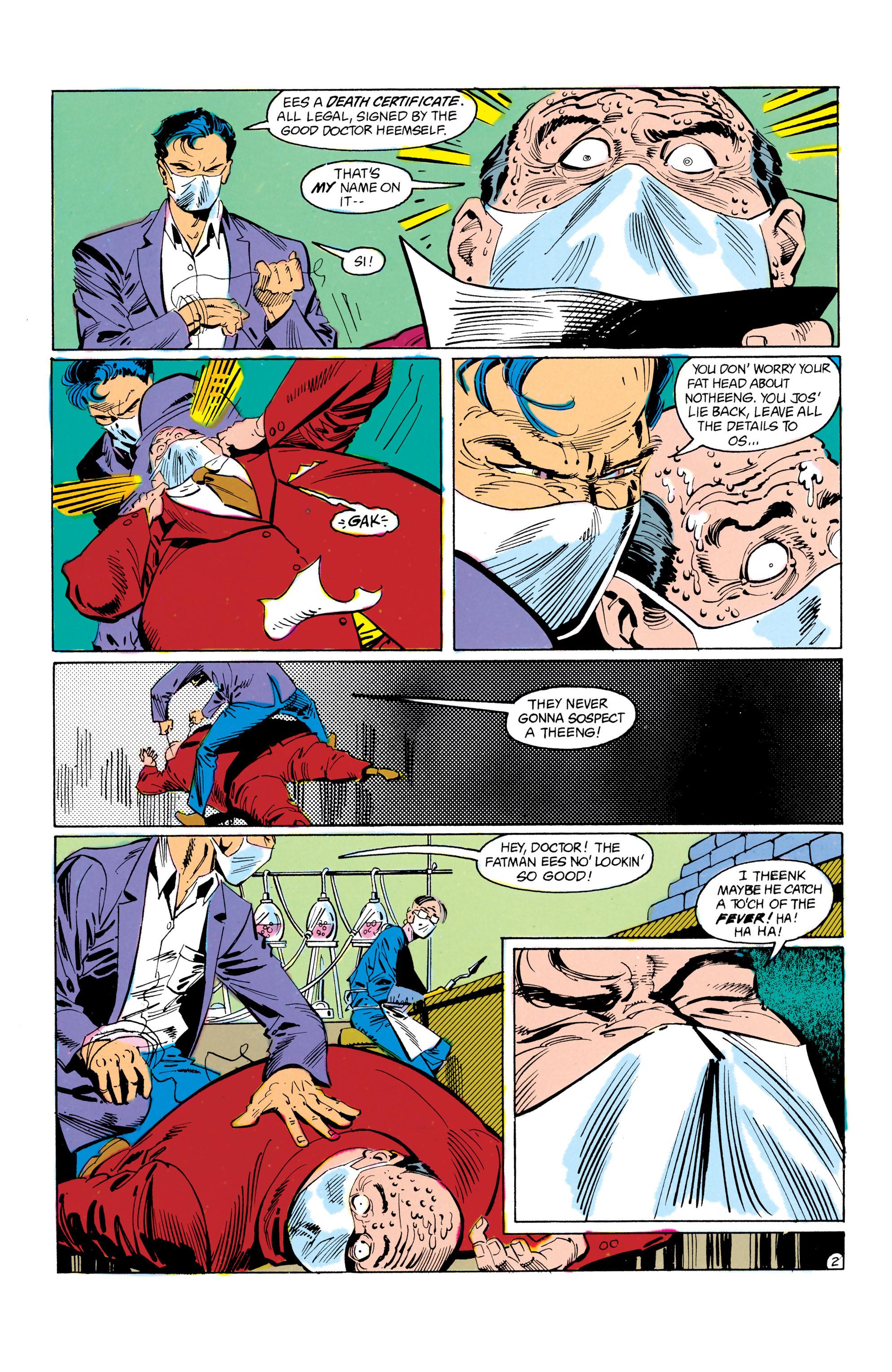Detective Comics (1937) 584 Page 2