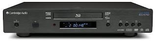 Cambridge Audio Azur 650BD bluray firmware update