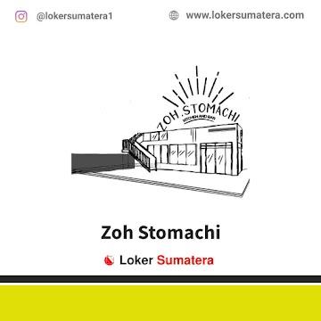 Lowongan Kerja Pekanbaru, Zoh Stomachi Bar, Kitchen & Barbershop Juni 2021