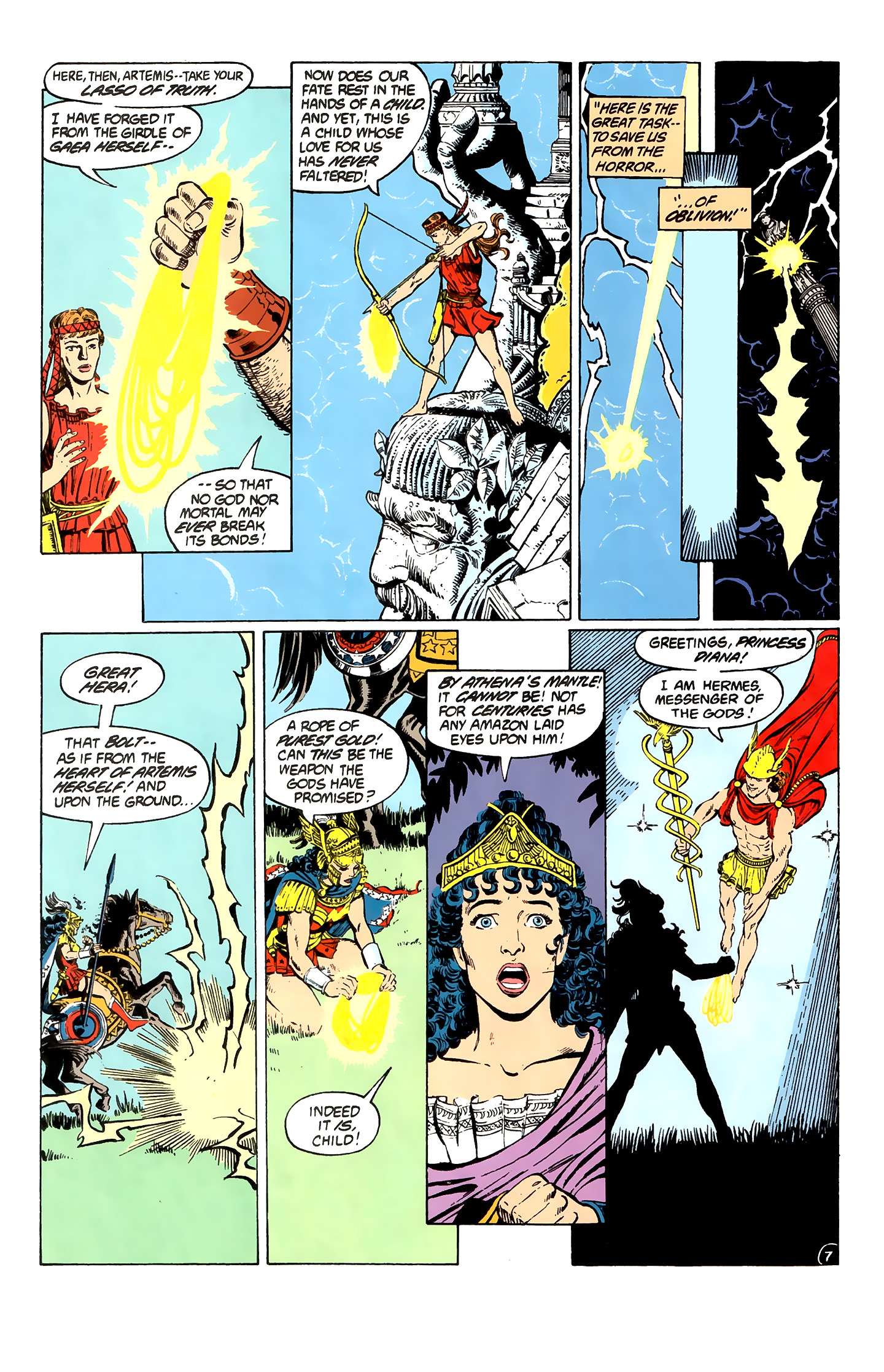 Read online Wonder Woman (1987) comic -  Issue #2 - 8