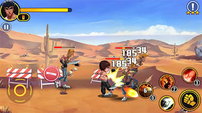 Glory Samurai: Street Fighting v 1.0.8.117 Mod Apk (Unlocked)