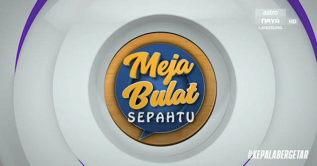 Program Meja Bulat Sepahtu (2017)
