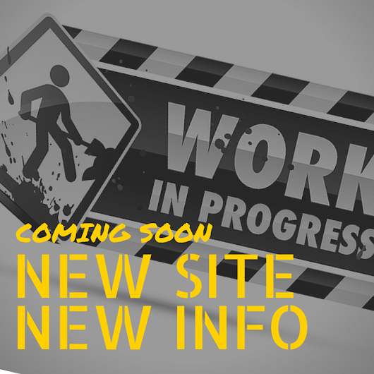 New site under construction!