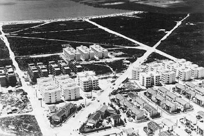 Jardim da Penha, 1972.