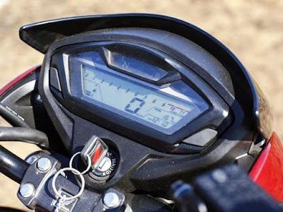 Honda CB Unicorn 160 speedo mitor