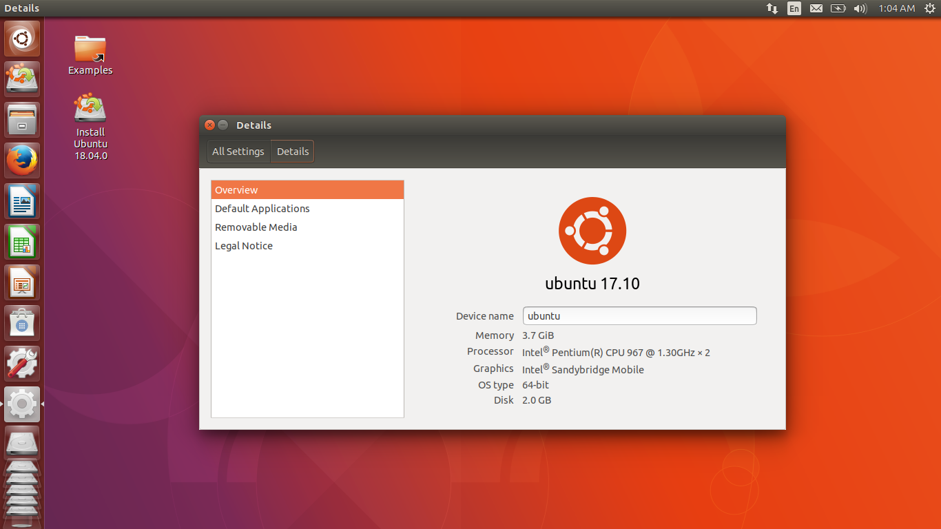 telecharger ubuntu 17.04 64 bits