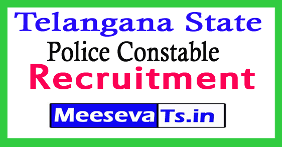 Telangana Police Constable Recruitment