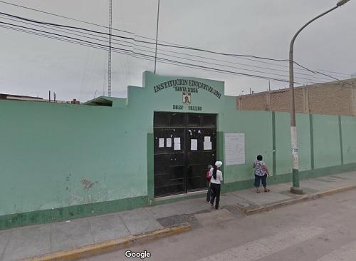 Colegio 2093 SANTA ROSA - Callao