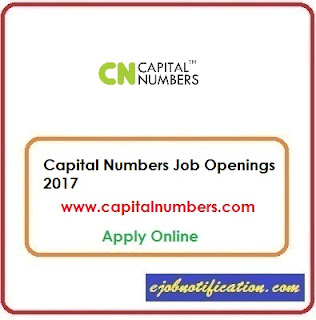 Capital Numbers hiring Freshers IOS Developer jobs in Kolkata Apply Online
