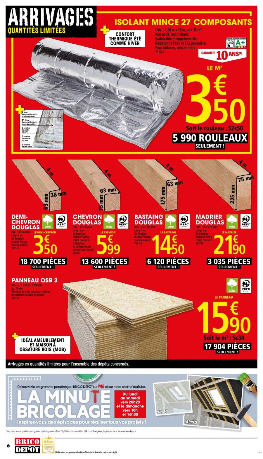 rouleau de liege brico depot panneau de structure stcs x. Black Bedroom Furniture Sets. Home Design Ideas