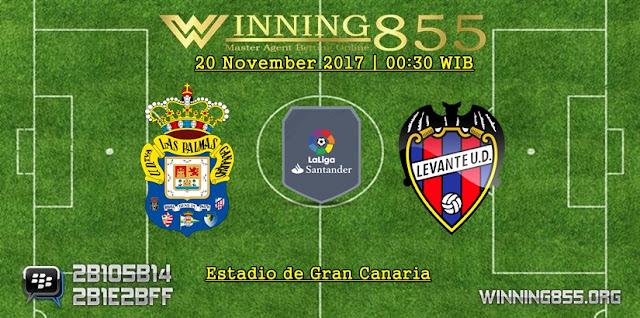 Prediksi Akurat Las Palmas vs Levante