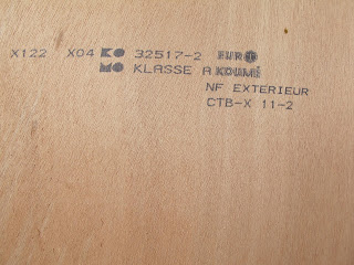 Ckd Boats Roy Mc Bride Okoume Marine Plywood To Bs1008