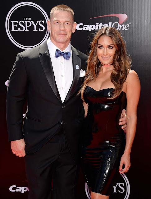 Professional Wrestler And Actress, @  Nikki Bella – ESPY Awards in LA