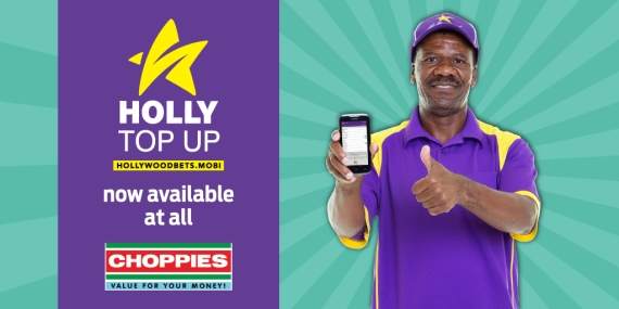 Choppies Stores - Buy Your Holly Top Up Vouchers - Value for your money! Jerry Sikhosana