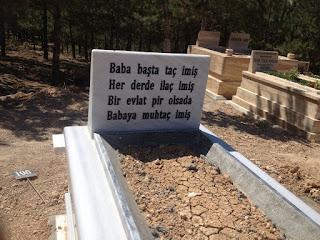 Karşıyaka Mezarlığında Bir Cenazede - Cevat Kulaksız