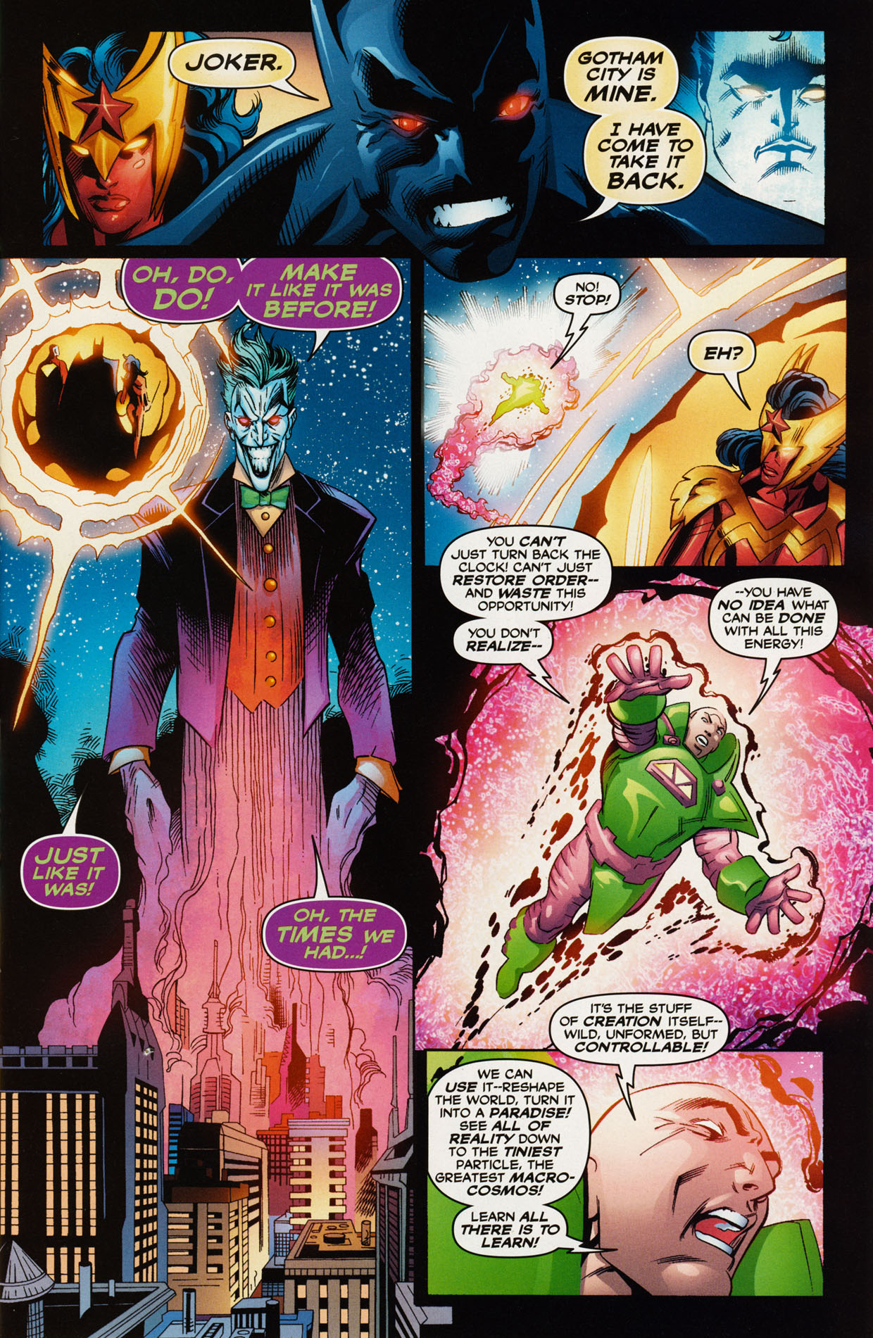 Read online Trinity (2008) comic -  Issue #42 - 8