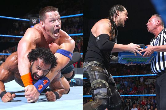 WWE Smackdown Results & Highlight [Aug 15, 2017]