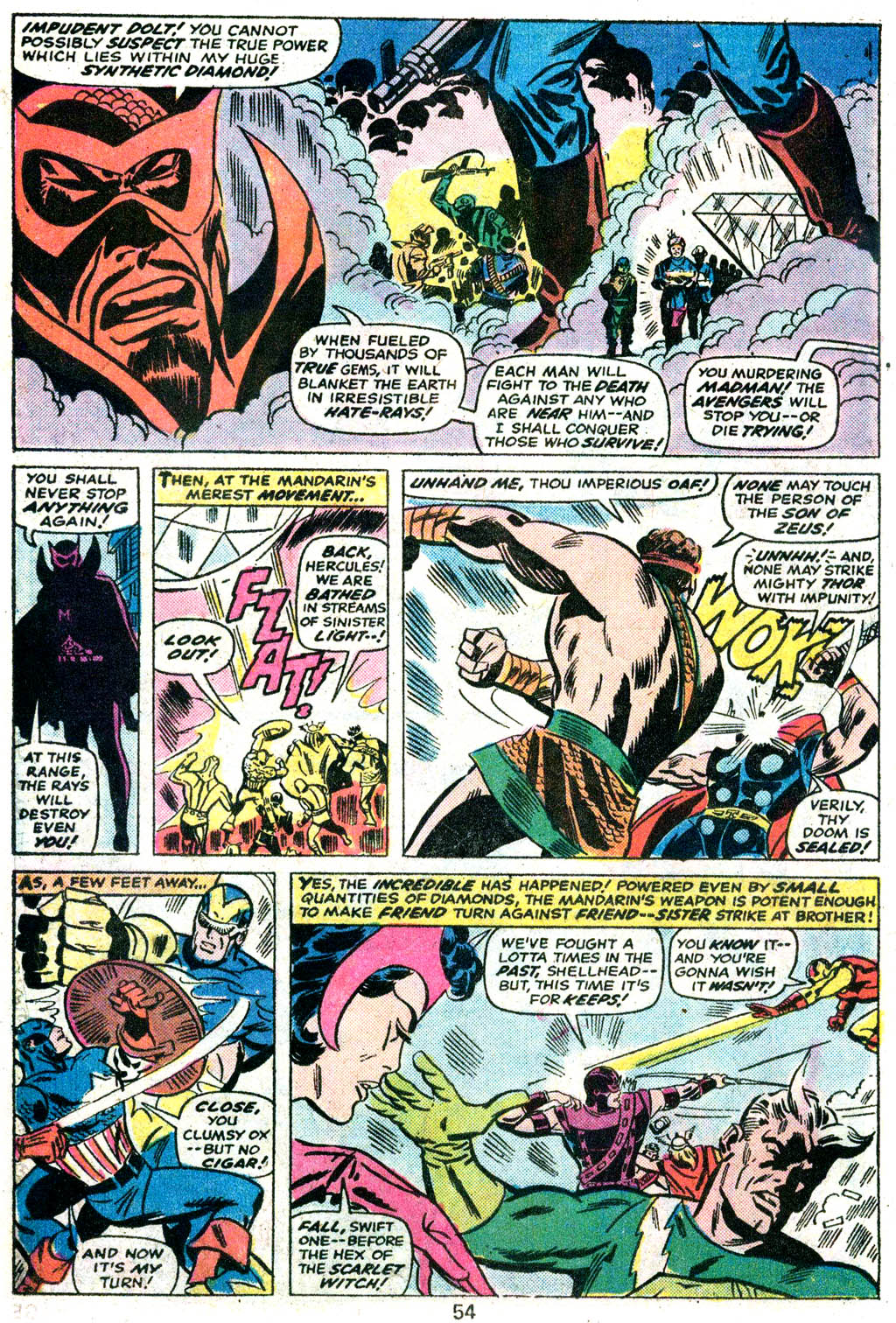 Giant-Size Avengers (1974) issue 5 - Page 45