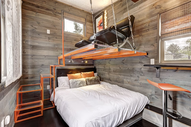 Modern Tiny House - Tiny Digs Hotel
