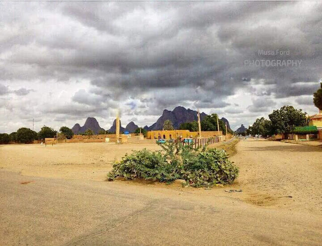 صورة من كسلا - شرق السودان