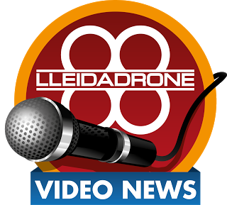 Video del Making Of del programa 1 de LleidaDrone News
