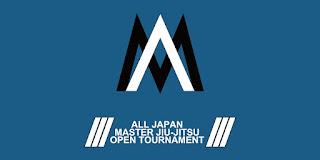 【募集開始】第1回全日本マスター柔術オープントーナメント