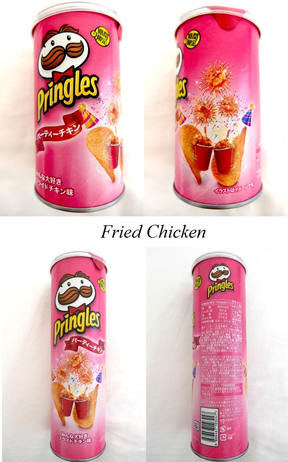 Pringles Fried Chicken