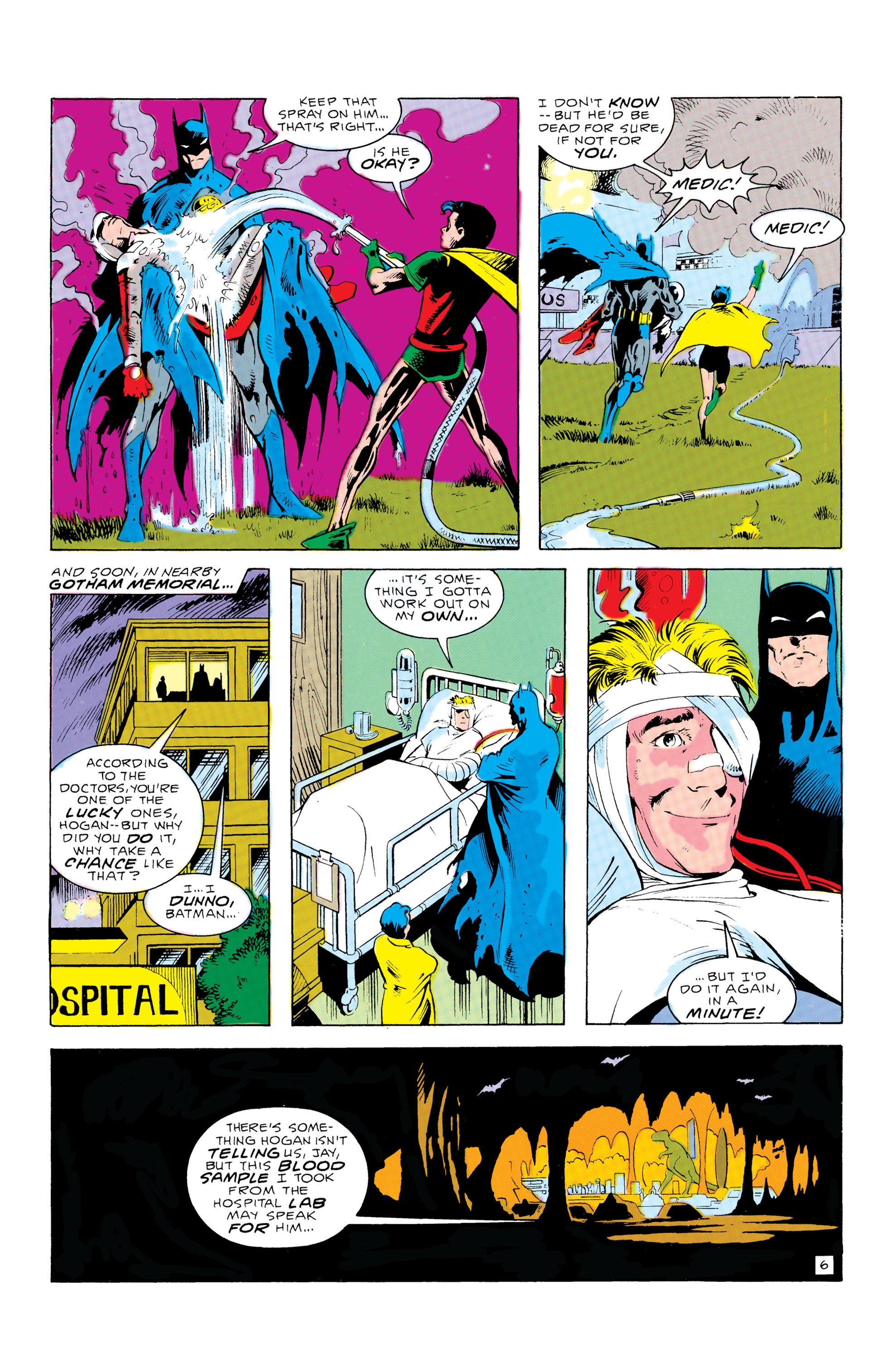 Detective Comics (1937) 571 Page 6
