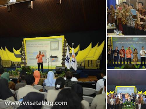 Kompetisi Pariwisata Indonesia 9 Polban Bandung