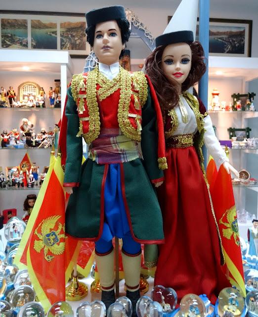 Montenegro Dolls