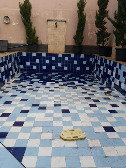 Pasang Keramik kolam Renang