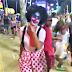 Ivete se disfarça com fantasia e curte o carnaval de Salvador na pipoca