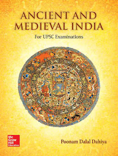 Ancient & Medieval India By Poonam Dalal Dahiya Full PDF Download