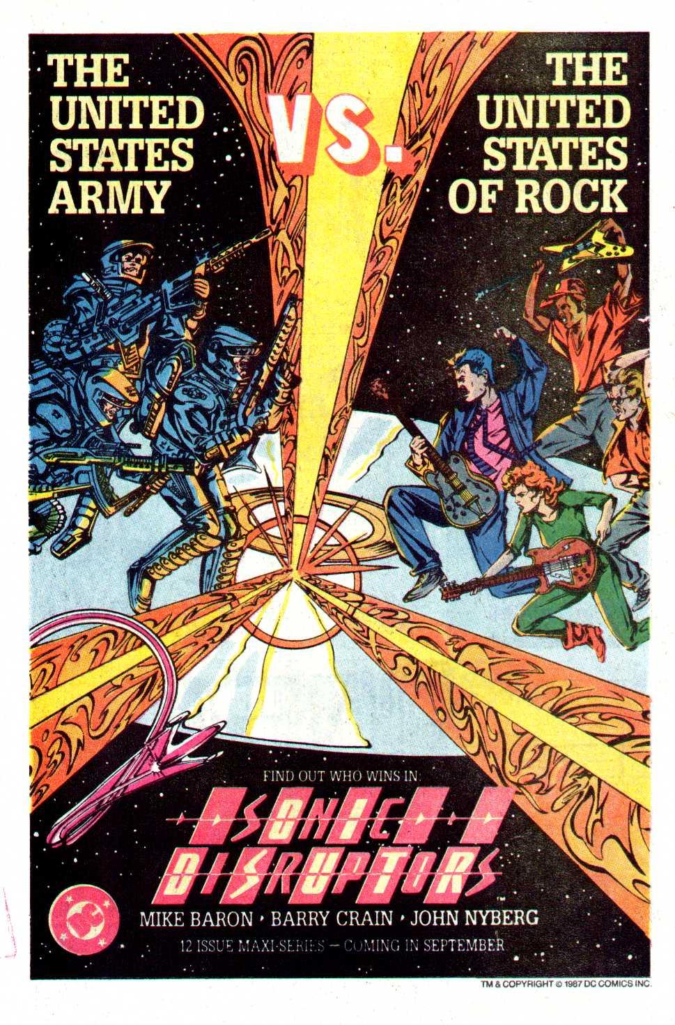 Read online Secret Origins (1986) comic -  Issue #21 - 12