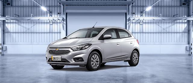 Para clientes Frotistas Chevrolet disponibiliza uma ampla linha de produtos
