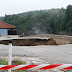 Huge sinkhole forces Swedish factory to close