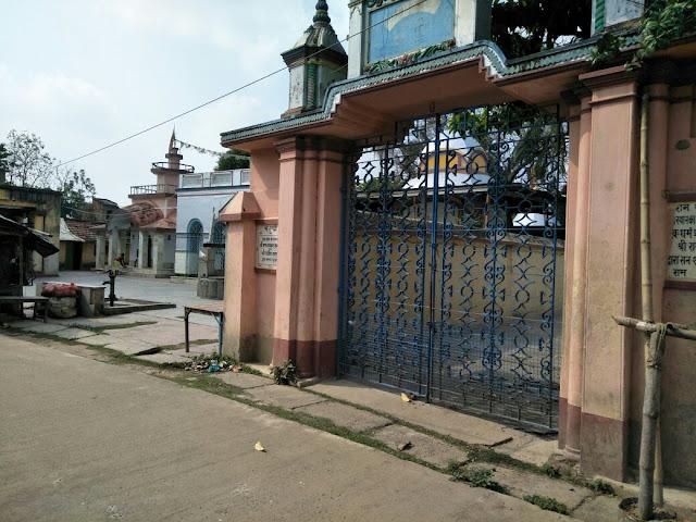 Loknath temple in Tarakeswar