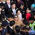 Najib Di Bicara Rosmah dilihat berada di sini