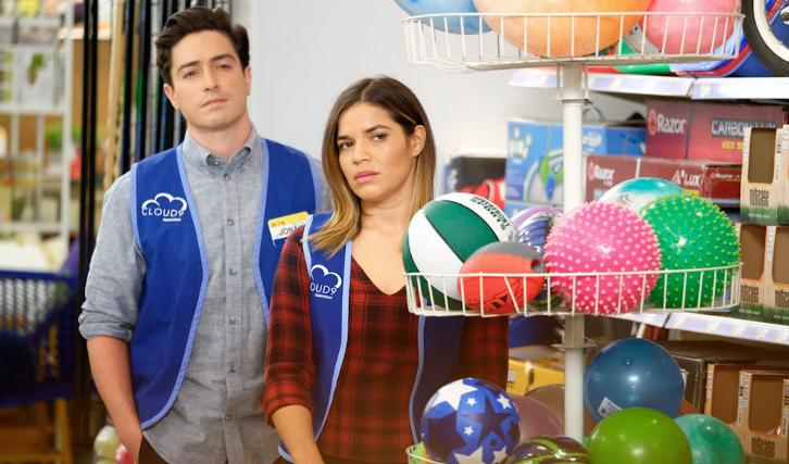 Superstore - Episode 3.11 - Angels and Mermaids - Promotional Photos & Press Release