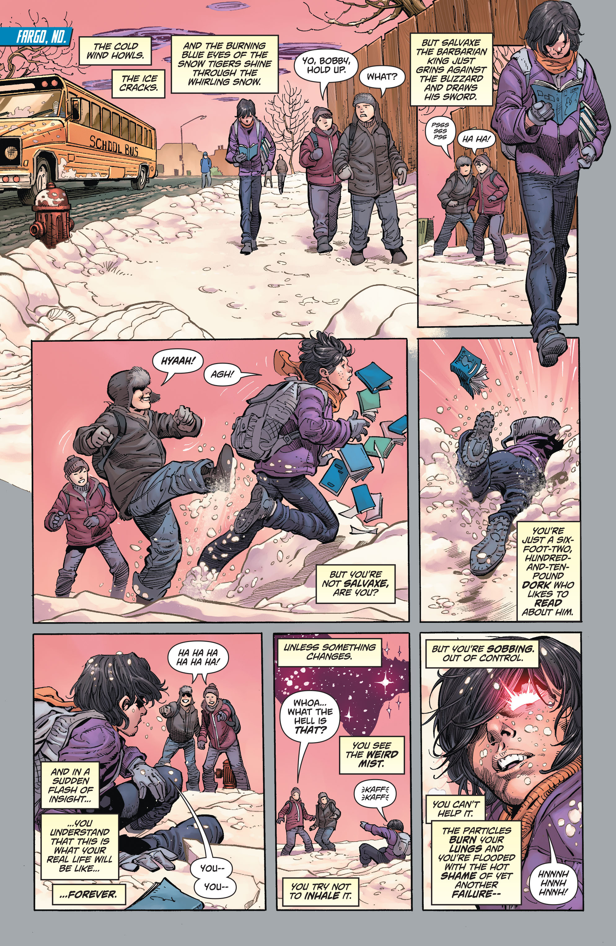 Read online Action Comics (2011) comic -  Issue #49 - 4