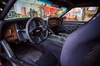 Mustang 70 swap Nissan GT-R dans Pro touring 17504479_1354770227899101_4232959378048797295_o