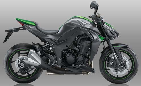 Harga Kawasaki Z1000 Terbaru